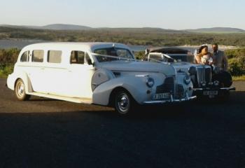 1936 Chevrolet Limousine